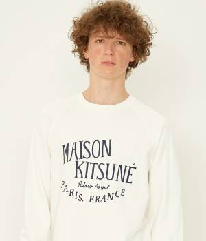 MAISON KITSUNÉ PARIS MEN - メゾン キツネ メン | SWEAT SHIRT PALAIS ROYAL