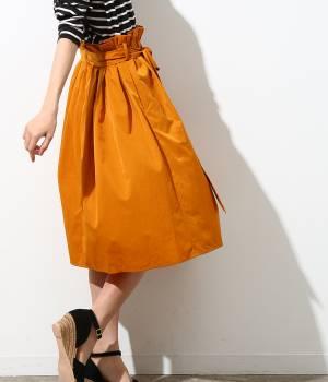 ROPÉ PICNIC - ロペピクニック | Dカンリボンベルト付きスカート