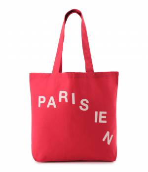MAISON KITSUNÉ PARIS WOMEN - メゾン キツネ ウィメン | TOTE BAG PARISIEN CUT