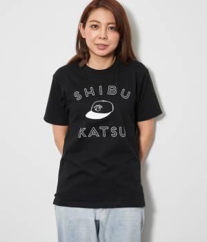 JUN SELECT - ジュンセレクト | とんかつDJアゲ太郎×JUNRed WEB別注ブラックライトしぶかつTシャツ