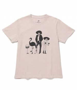 Adam et Ropé Le Magasin - アダム エ ロペ ル マガザン | オリジナルサボテンTシャツ