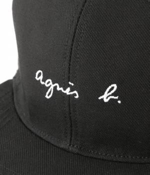 ADAM ET ROPÉ FEMME - アダム エ ロペ ファム | 【agnes b. pour ADAM ET ROPE'】CAP (COTTON)