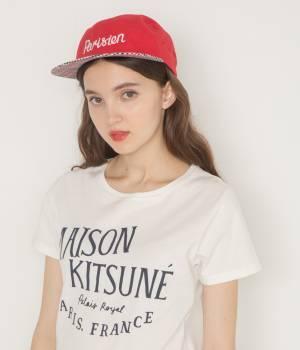 MAISON KITSUNÉ PARIS WOMEN - メゾン キツネ ウィメン | CAP 5P PARISIEN