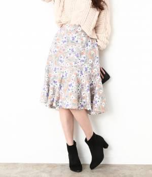 ViS - ビス | ぺプラムフィッシュテールスカート