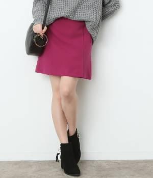 ViS - ビス   【sweet12月号掲載】ラップ風台形ミニスカート