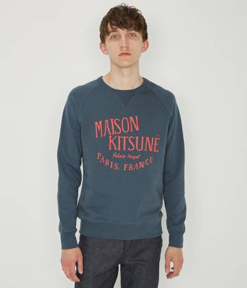 MAISON KITSUNÉ PARIS MEN - メゾン キツネ メン | Sweat  PALAIS ROYAL
