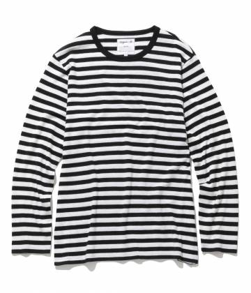 ADAM ET ROPÉ HOMME - アダム エ ロペ オム | 【TIME SALE】【agnes b. pour ADAM ET ROPE'】WOOL BORDER T