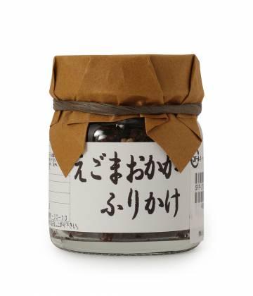 SALON adam et ropé HOME - サロン アダム エ ロペ ホーム   【遠忠商店】ミニ瓶 えごまおかかふりかけ