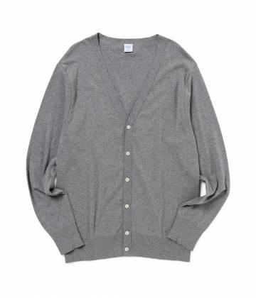 ル ジュン メン                                                                 【gicipi】cotton soft cardigan                                        LE JUN MEN - ル ジュン メン | 【gicipi】cotton soft cardigan