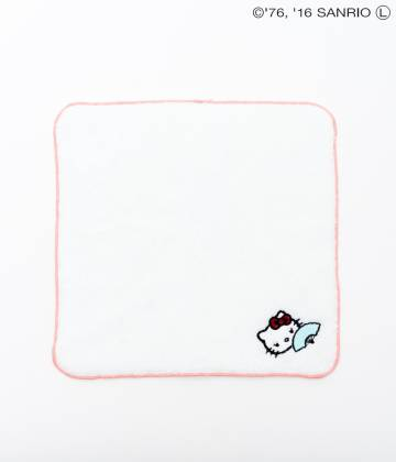 Adam et Ropé Le Magasin HOME - アダム エ ロペ ル マガザン ホーム | 【HELLO KITTY×LE MAGASIN】タオルハンカチ