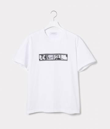 ADAM ET ROPÉ HOMME - アダム エ ロペ オム | 【予約】【BEATLES×ADAM ET ROPE'】ネガプリントTシャツ