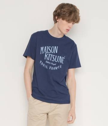 MAISON KITSUNÉ PARIS MEN - メゾン キツネ メン | TEE SHIRT PALAIS ROYAL