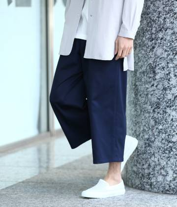 JUNRed - ジュンレッド   WEB別注ハイパークールワイドパンツ