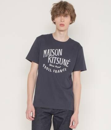 MAISON KITSUNÉ PARIS MEN - メゾン キツネ メン | PERM TEE SHIRT PALAIS ROYAL