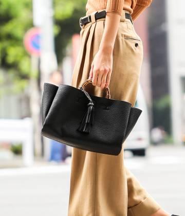ROPÉ - ロペ | 【2016AW先行予約】2wayバンブーハンドルバッグ