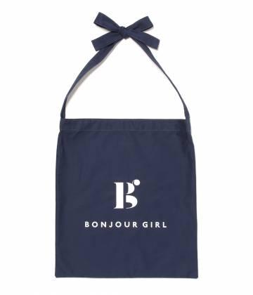 bonjour records - ボンジュールレコード | 【Bonjour Girl】B MAGAZINE TOTE
