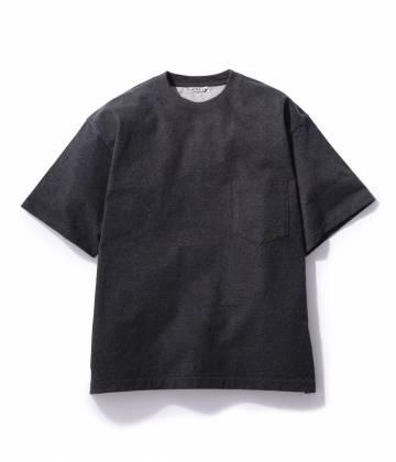 アダム エ ロペ オム                                                                 【AURALEE】 STANDUP T-shirts                                        ADAM ET ROPÉ HOMME - アダム エ ロペ オム | 【AURALEE】 STANDUP T-shirts