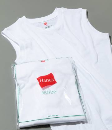 ADAM ET ROPÉ FEMME - アダム エ ロペ ファム | 【Hanes FOR BIOTOP】2-Pack  Sleeveless T-shirts