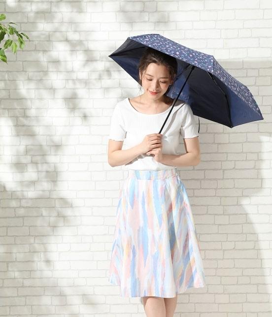 ロペピクニックパサージュ   【MY LITTLE BOX × ROPE' PICNIC】【晴雨兼用】miniパラソル - 10