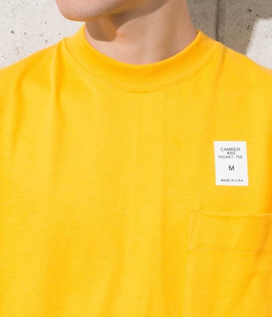 アダム エ ロペ オム | 【CAMBER for ADAM ET ROPE'】FAKE PRINT Tシャツ - 7