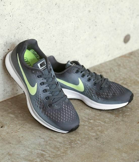 ナージー   【Nike】Air Zoom Pegasus 34   ブラック系