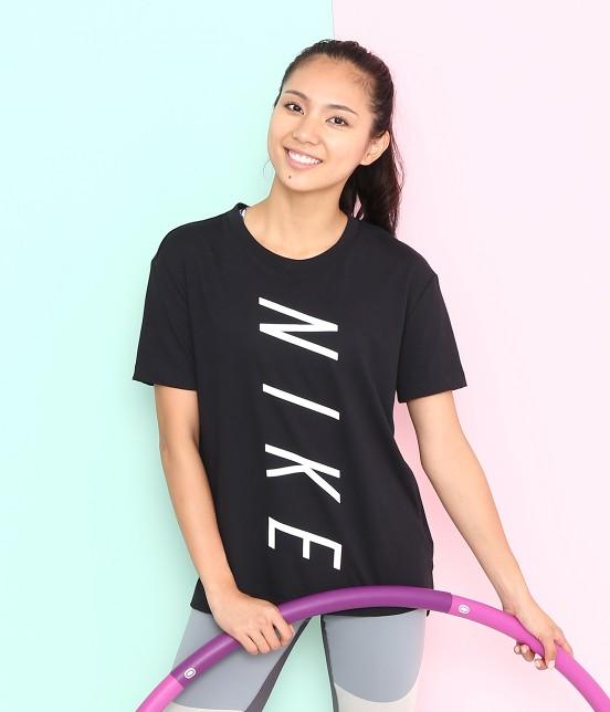 ナージー | 【Nike】Dry DFC HILO NIKE T-shirt | ブラック
