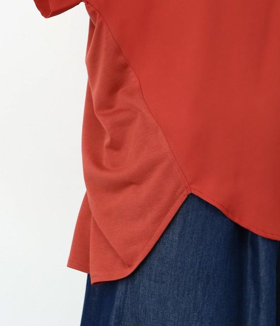 ロペピクニック | 半袖ヒラリボンシャツ - 6