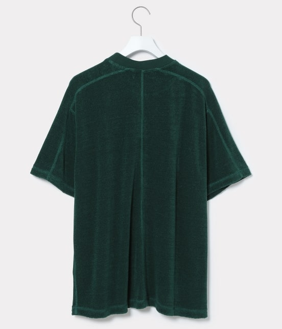 アダム エ ロペ オム | リネンパイルビッグTシャツ - 4