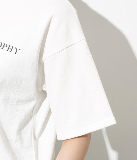 ビス | 【WEB限定】ロゴTシャツ - 4