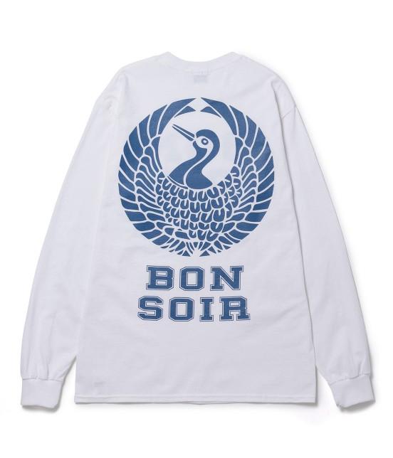 ボンジュールボンソワール | 【bonjour bonsoir】LNG SLV TEE TURU - 5