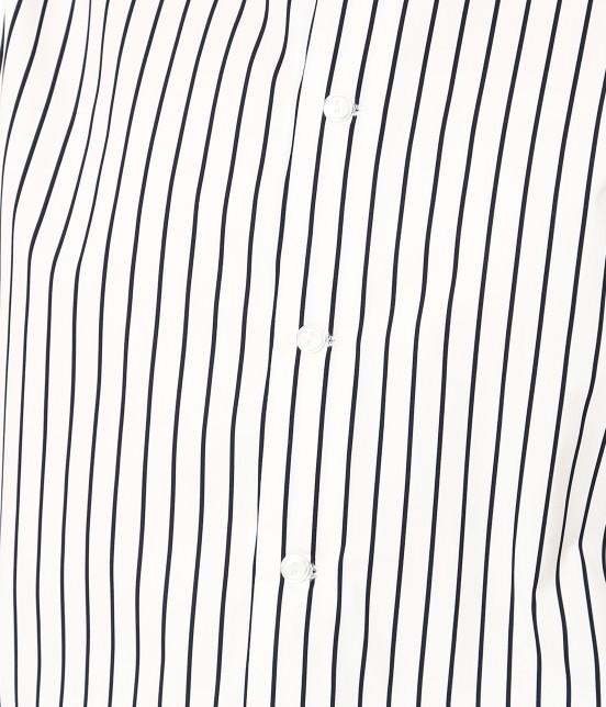 ロペピクニック | 【今だけ!WEB店舗限定50%OFF】【DRY MIX】【2WAY】ロングカフスデザインカラーブラウス - 5