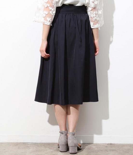 ビス | 【2WAY】リバーシブルカラースカート - 5