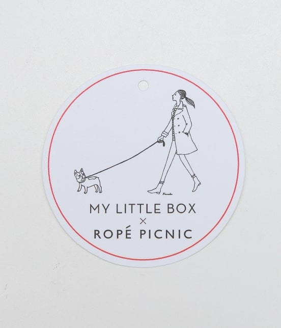 ロペピクニック | 【MY LITTLE BOX × ROPE' PICNIC】ロングカットソーワンピース - 12