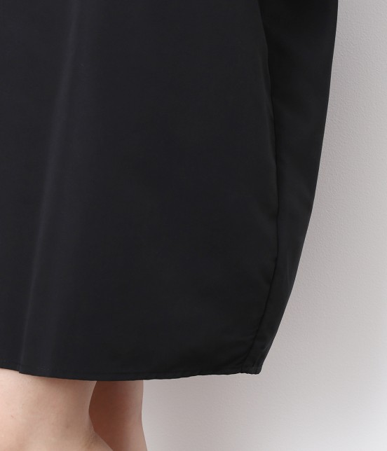 ロペピクニック   【SPECIAL PRICE】【WEB限定】フラワー刺繍袖ボリュームワンピース - 5