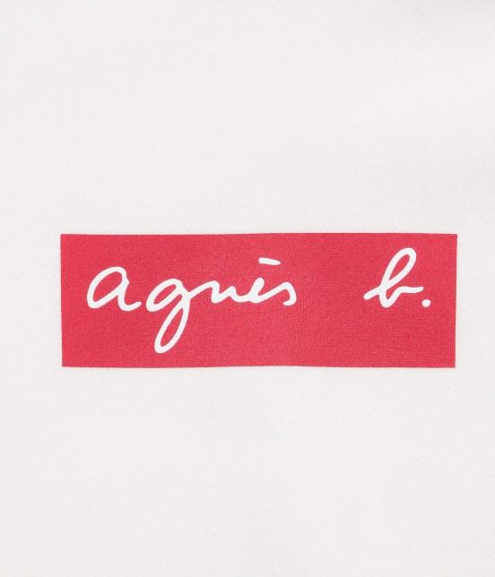 アダム エ ロペ ファム | 【agnes b. pour ADAM ET ROPE'】SWEAT PARKA (BOX LOGO) - 11