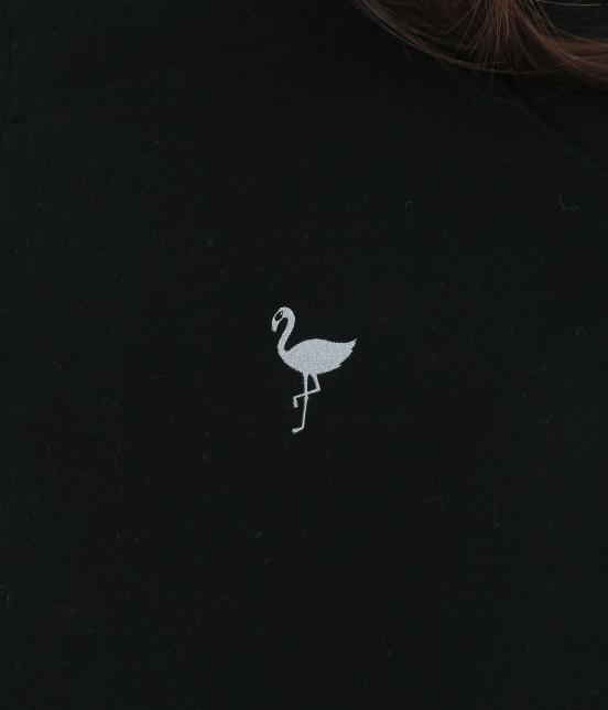 ジュン アンド ロペ | 【保温機能】ソフトシームZIPハイネックプルオーバー - 6