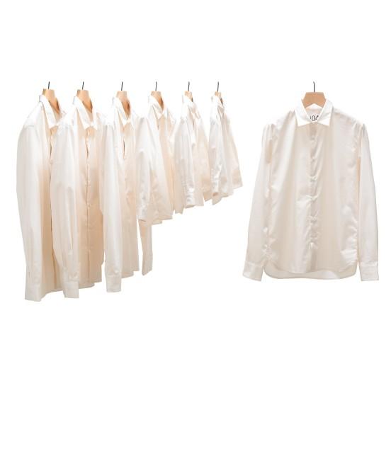 ル ジュン ウィメン | 【LE JUN STANDARD】【2016 SPRING CATALOG掲載】ホワイトシャツ - 8