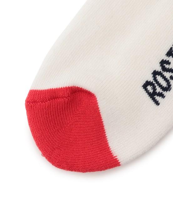ジュン アンド ロペ | 【ROSTERSOXコラボ】ライン入りソックス - 2