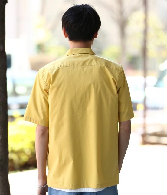 ジュンレッド | ドライコットンオープンカラーシャツ - 2