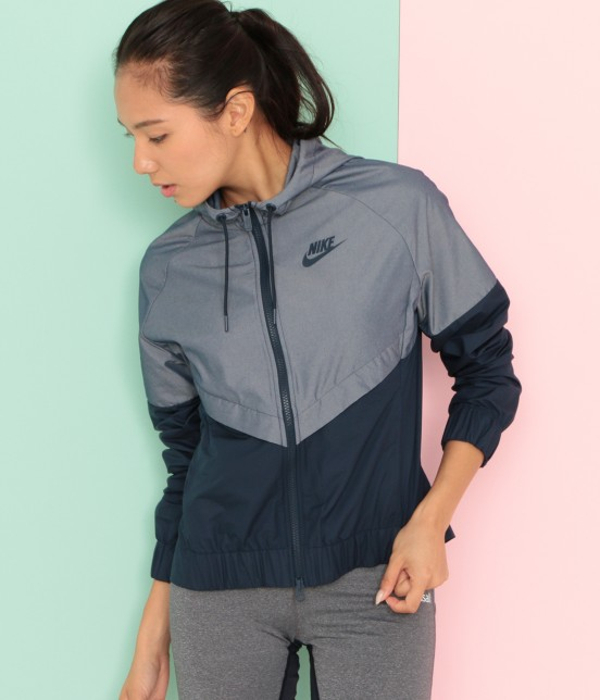 ナージー | 【Nike】Wind Runner Chambray Jacket
