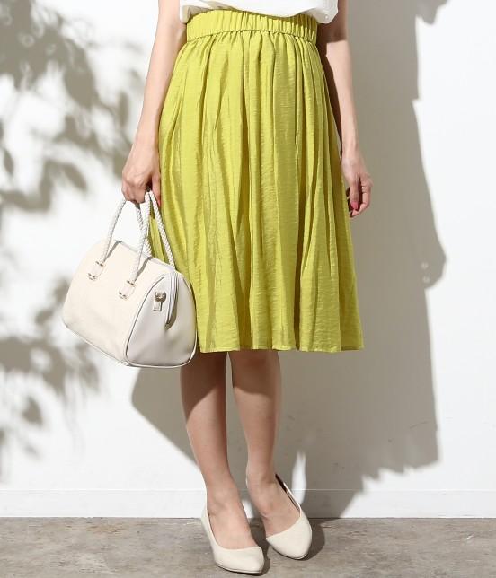 ロペピクニック   ヴィンテージギャザースカート