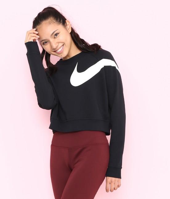ナージー   【Nike】VERSA LG GPX L/S Top   ブラック