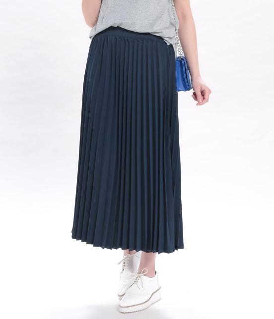 ビス | アコーディオンプリーツスカート