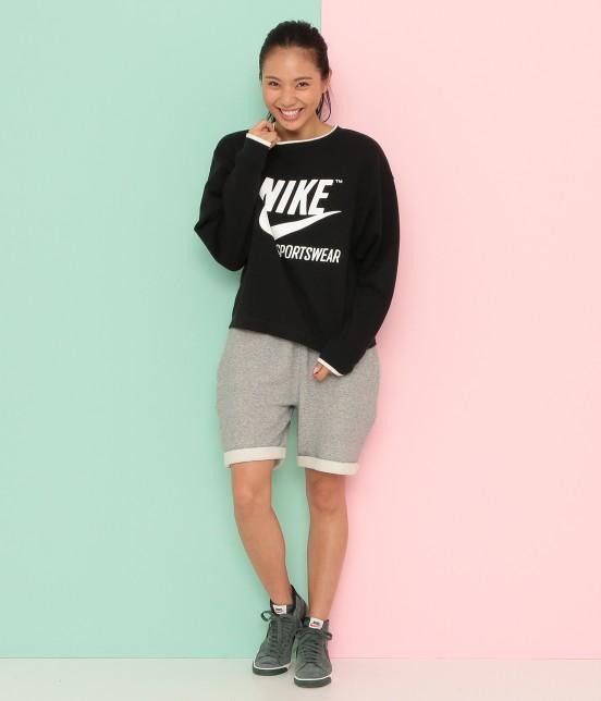 ナージー | 【Nike】 archive crew top - 1