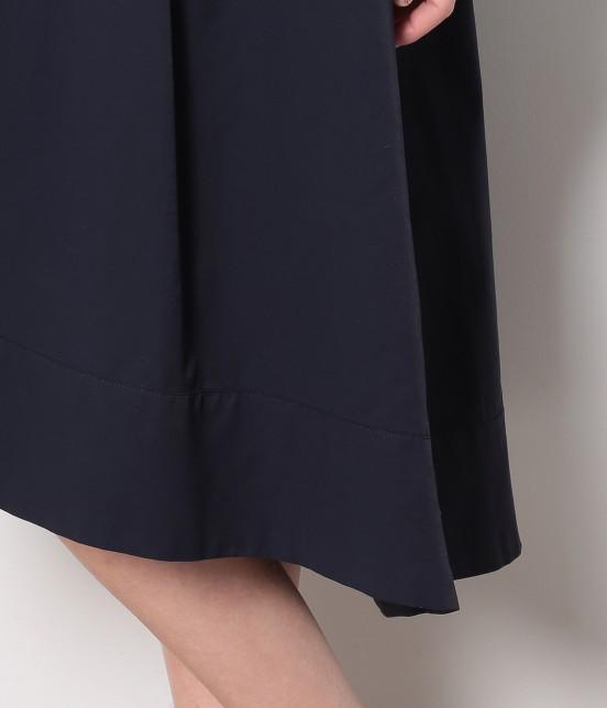 ロペピクニック | リボン付きイレギュラーヘムスカート - 5