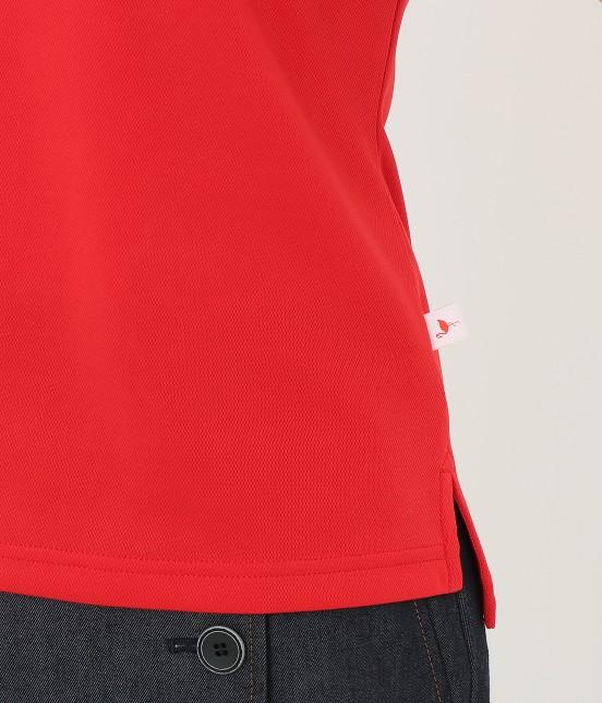 ジュン アンド ロペ | 【UV】【吸水速乾】COOL MAX切替ポロシャツ - 7