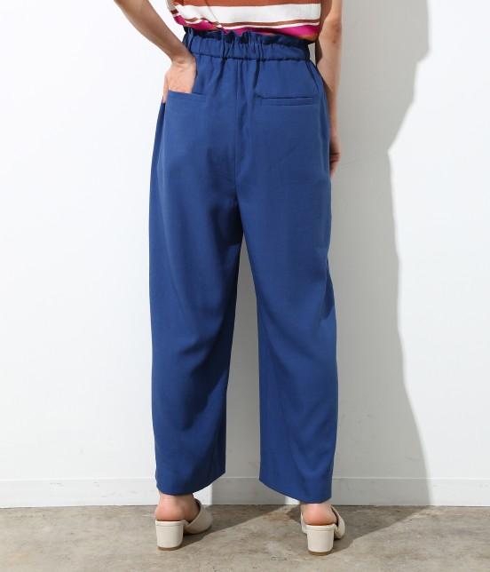 ロペピクニック | 【Japan Fabric】麻調ワイドパンツ - 2