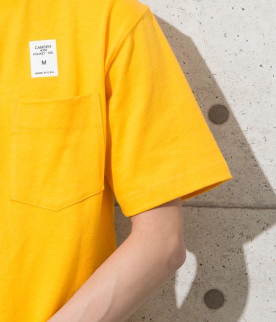 アダム エ ロペ オム | 【CAMBER for ADAM ET ROPE'】FAKE PRINT Tシャツ - 8