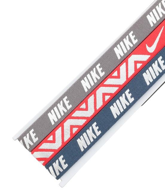 ナージー |  【Nike】Metallic hair band 3Pairs - 1