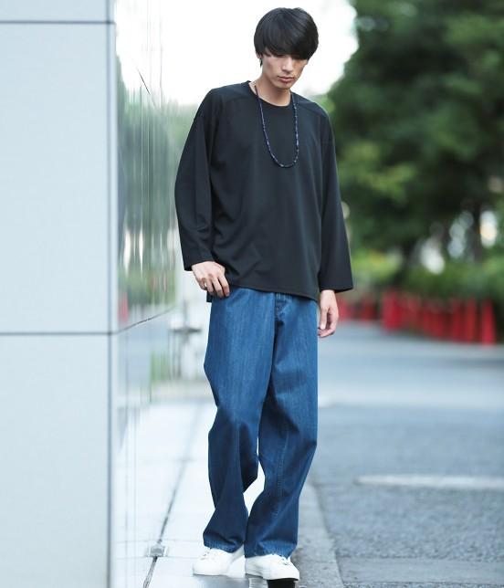 ジュンレッド | 【WEB別注】ワイドデニムパンツ - 7